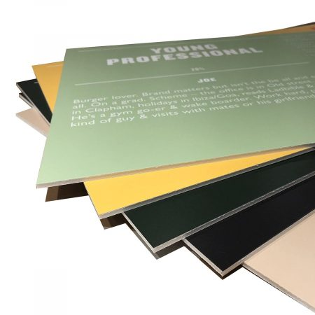 Mounted Printed Posters